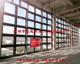 """佛山国药泄爆窗外墙  经受住了广东有史以来最强台风""""山竹""""的考验"""